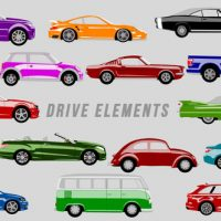 VIDEOHIVE DRIVE ELEMENTS