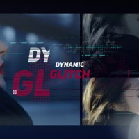 VIDEOHIVE DYNAMIC GLITCH