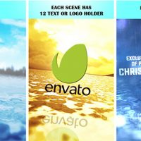 VIDEOHIVE ULTIMATE OCEAN FOR CREDITS