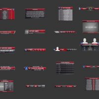 VIDEOHIVE SPORTS PACK FREE AFTER EFFECTS TEMPLATE