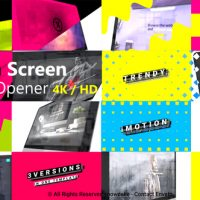 VIDEOHIVE STOMP SCREEN MOCKUP OPENER