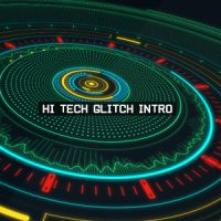 VIDEOHIVE HI TECH GLITCH INTRO