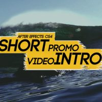 VIDEOHIVE SHORT PROMO VIDEO INTRO