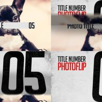 VIDEOHIVE PHOTOFLIP SLIDESHOW