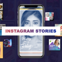 VIDEOHIVE STYLISH INSTA STORIES