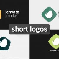 VIDEOHIVE SHORT SIMPLE LOGOS