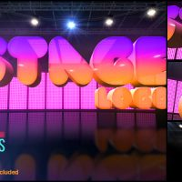 VIDEOHIVE STAGE LOGO