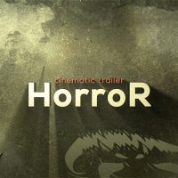 VIDEOHIVE THE HORROR CINEMATIC TRAILER