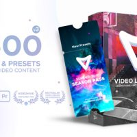 VIDEOHIVE VIDEO LIBRARY – VIDEO PRESETS PACKAGE V3.0