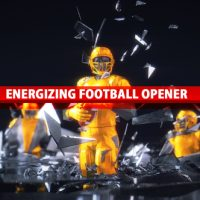 VIDEOHIVE ENERGIZING FOOTBALL OPENER