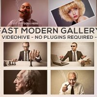 VIDEOHIVE FAST MODERN GALLERY