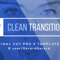 VIDEOHIVE TRANSITIONS PACK – FCPX