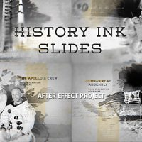 VIDEOHIVE HISTORY INK SLIDES