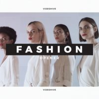 VIDEOHIVE FASHION OPENER 22125198