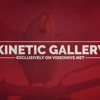 VIDEOHIVE KINETIC GALLERY