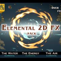VIDEOHIVE ELEMENTAL 2D FX PACK [300 ELEMENTS] – MOTION GRAPHICS