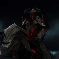 VIDEOHIVE DEATH KNIGHT REVEAL