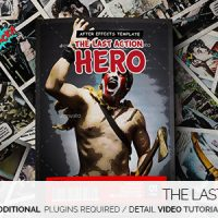 VIDEOHIVE THE LAST ACTION HERO