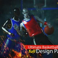 VIDEOHIVE ULTIMATE BASKETBALL INTRO