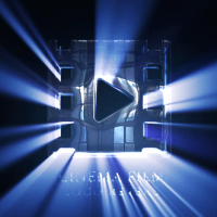 VIDEOHIVE CINEMATIC LIGHT RAYS LOGO REVEAL