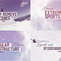 VIDEOHIVE EXTREME SPORTS SLIDESHOW