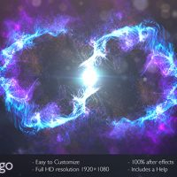 VIDEOHIVE ENERGY LOGO 2 IN 1