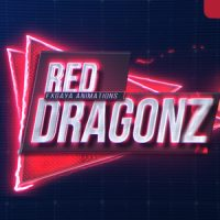 VIDEOHIVE RED DRAGONZ