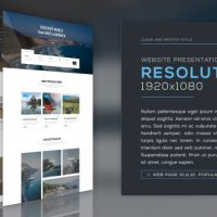 VIDEOHIVE WEBSITE PRESENTATION V.2