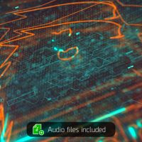 VIDEOHIVE CODE EX – ACTION GLITCH LOGO REVEAL
