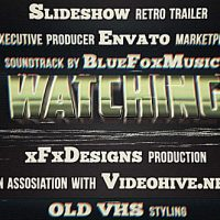 VIDEOHIVE 80S RETRO TITLES VHS EFFECT