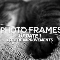 VIDEOHIVE PHOTO FRAMES V3