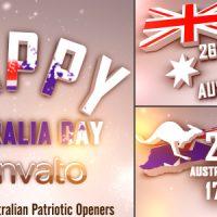VIDEOHIVE AUSTRALIA PATRIOTIC OPENERS