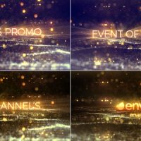 VIDEOHIVE AWARD SHOW TITLES