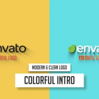 VIDEOHIVE COLORFUL LOGO 11372933