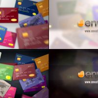 VIDEOHIVE CREDIT DEBIT PREPAID CARD LOGO REVEAL