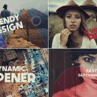VIDEOHIVE FAST GLITCH OPENER / DYNAMIC INTRO