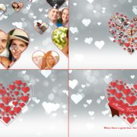 VIDEOHIVE ROMANTIC HEARTS OPENER – APPLE MOTION TEMPLATES
