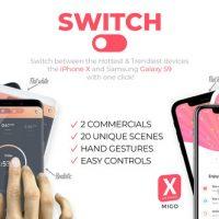 VIDEOHIVE SWITCH: PHONEX & S9 APP PROMO