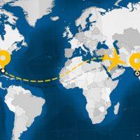 VIDEOHIVE TRAVEL MAP – PROMO KIT