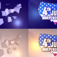 VIDEOHIVE USA STATES PATRIOTIC LOGO