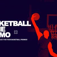 VIDEOHIVE BASKETBALL GAME PROMO