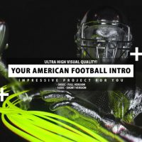 VIDEOHIVE YOUR AMERICAN FOOTBALL INTRO