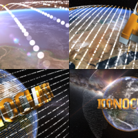 VIDEOHIVE THE EARTH ELEMENT 3D TEXT LOGO OPENER