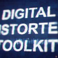 VIDEOHIVE DIGITAL DISTORTED TOOLKIT