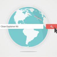 VIDEOHIVE CLEAN EXPLAINER KIT