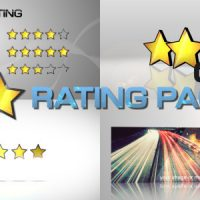 VIDEOHIVE STAR RATING PACK