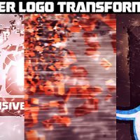 VIDEOHIVE TWISTER LOGO TRANSFORMATION