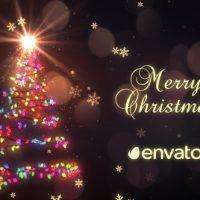 VIDEOHIVE CHRISTMAS LIGHTS 21027967