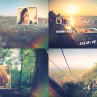 VIDEOHIVE CINEMATIC PHOTO SLIDE