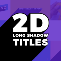 VIDEOHIVE LONG SHADOW TITLES